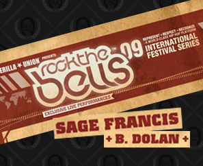 Sage Francis & B. Dolan added to Rock The Bells 2009!