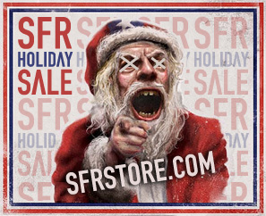 SFRstore Holiday Sale 2011!