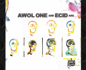 Awol One & Ecid Available Now + FREE DOWNLOAD!