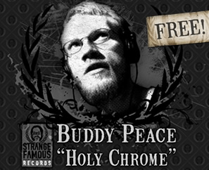 Buddy Peace – Holy Chrome FREE DOWNLOAD!