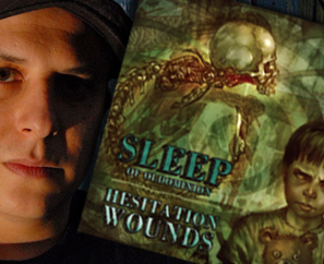 "Sleep's ""Hesitation Wounds"" is IN STORES NOW!"