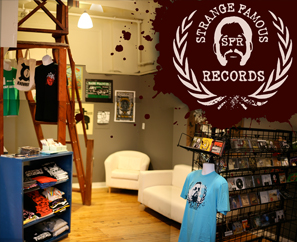 SFR Store Grand Opening + Sage Francis & B. Dolan LIVE!