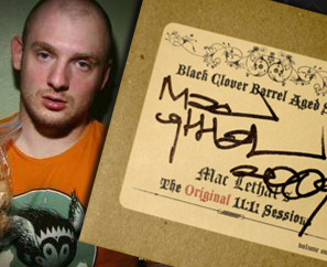 New Low Price on Mac Lethal's Original 11:11 SIGNED CD!