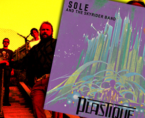 Exclusive Sole & the Skyrider Band CD+Vinyl Drops Today!