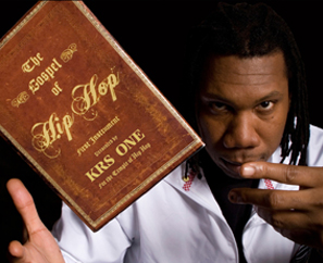 "KRS One's ""Gospel of Hip Hop"" Book Available Now!"
