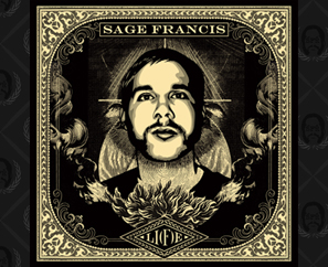 "Sage Francis' ""LI(F)E"" is Available Now!"