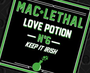 Mac Lethal's Love Potion 6 Available Now! An SFRstore Exclusive!