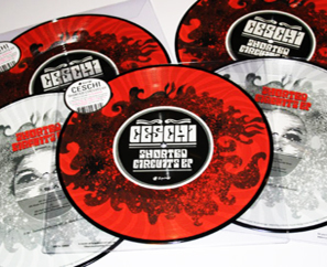 New CESCHI 10″ Vinyl Picture Disc!