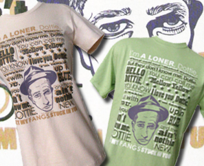 NEW Cecil Otter T-Shirts Available Now!