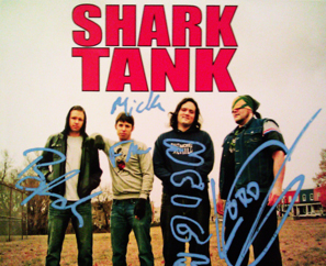 Lord Grunge of Grand Buffet's SHARK TANK CD Available Now!