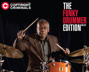 "NEW! Copyright Criminals ""Funky Drummer Edition"" DVD+Vinyl LP Box Set!"