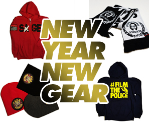 New Year, New Gear! Happy 2016 from SFR