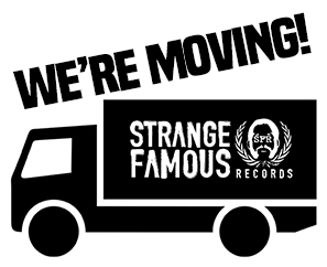 PLEASE READ BEFORE YOU ORDER – SFR Is Moving!
