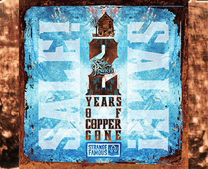 Happy 2nd Anniversary to Copper Gone + SALE!