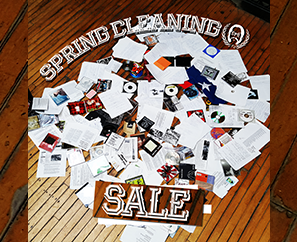 #SpringCleaningSFR SALE is going on NOW!