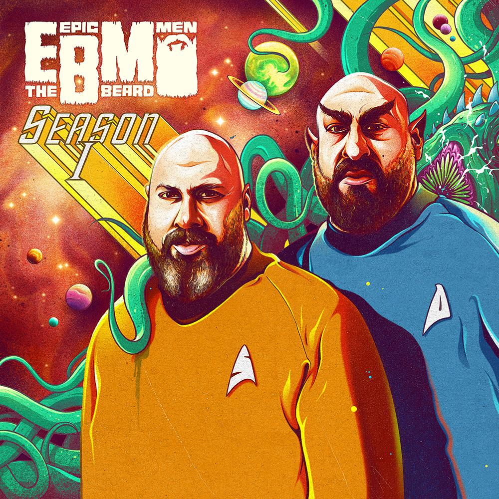 Season 1: Get familiar with Epic Beard Men on their FREE EP